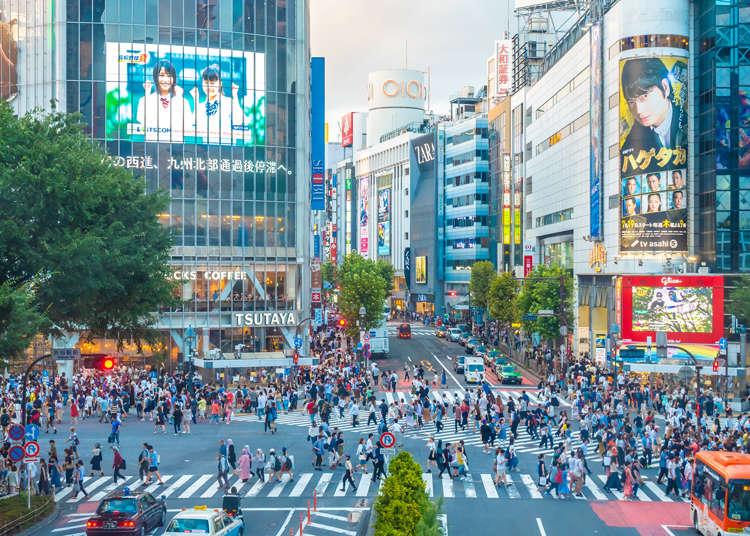 2020最新】渋谷のおすすめ買い物&観光スポット20選 ~人気の定番から新スポットまで~ - LIVE JAPAN (日本の旅行・観光・体験ガイド)
