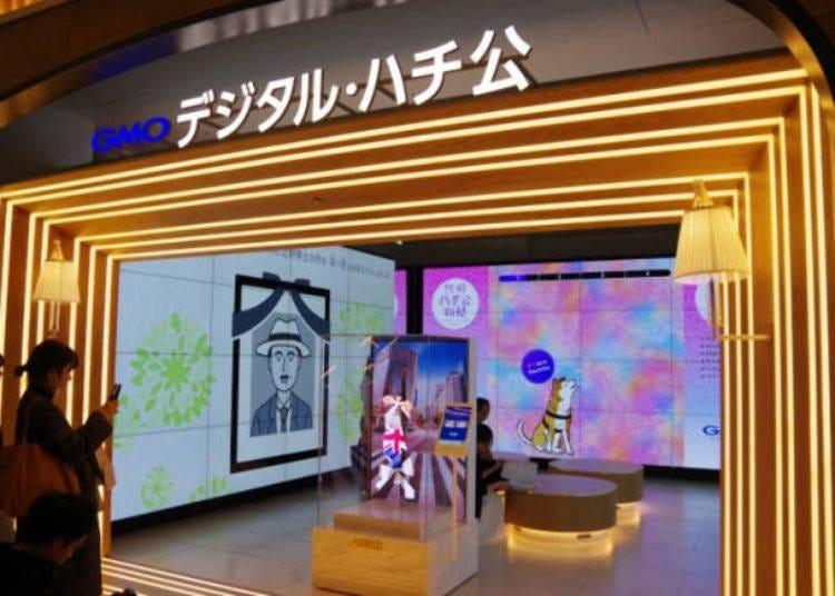 涩谷必去6. 主攻「成熟大人」市场的「东急PLAZA涩谷」