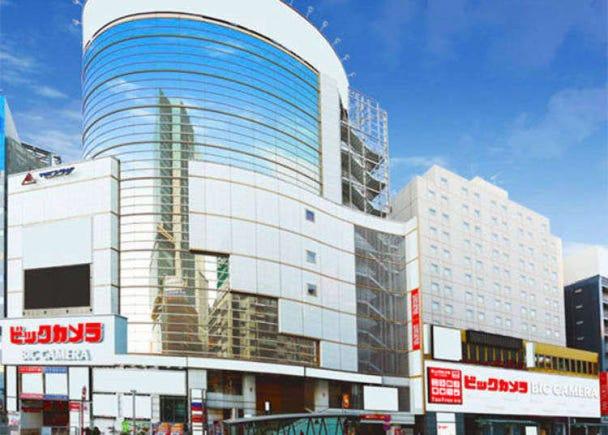 ビックカメラ渋谷東口店で聞いた、外国人に人気の家電TOP5