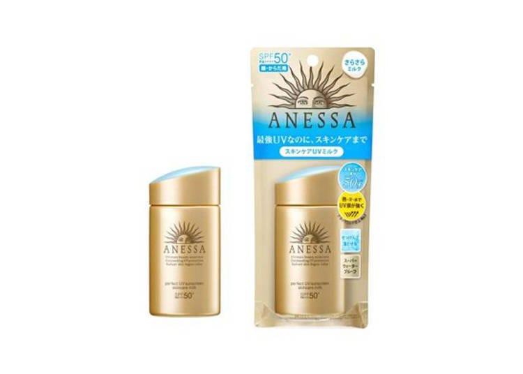 Shiseido ANESSA Perfect UV Skin Care Milk