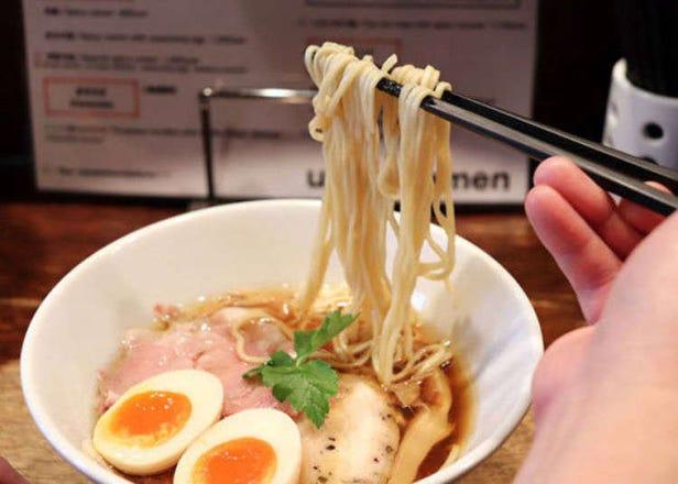 涩谷3大必吃拉面专卖店!酱油、豚骨、沾面应有尽有,掏空美味不藏私