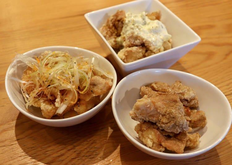 澀谷美食推薦③這炸雞塊咬一口就驚為天人!「Rang Mang食堂」