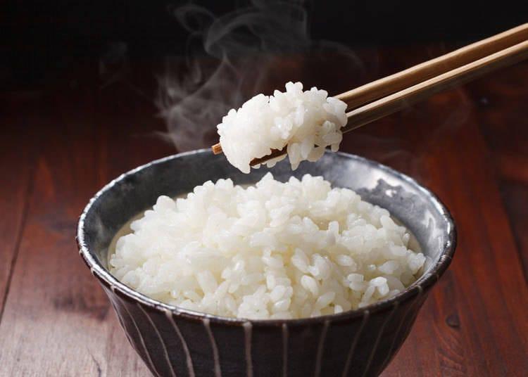 3. 就算帶回台灣煮吃起來也不一樣!日本的米飯超級美味