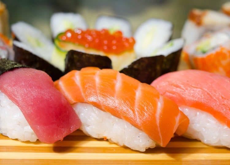 やっぱりこれ! 世界で通じる「お寿司」は誰もが試したい日本代表の食(フランス/女性/20代)