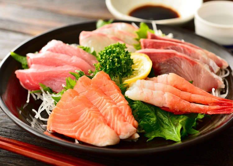 日本じゃないとなかなか食べられない「刺し身」(中国/男性/10代)