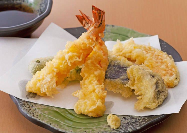 日本といえば「天ぷら」! 色々な具材があって楽しそう(パキスタン/男性/10代)