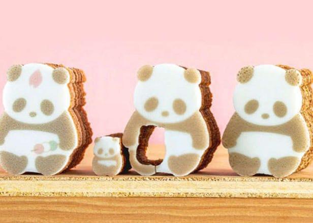 パンダ好きは必見! この春限定でゲットできる可愛いパンダグルメ&グッズ