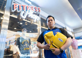 Fitness Shop Harajuku: One-Stop Shop for Japanese Health Supplements, Training Machines & More!