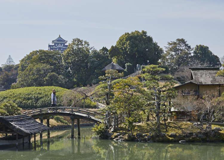 意外と知られてない日本の人気観光地 大阪・広島からアクセス抜群の「岡山観光」で絶対外せないスポット