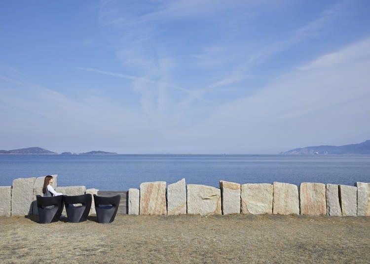 예술적 영감으로 가득한 섬 이누지마