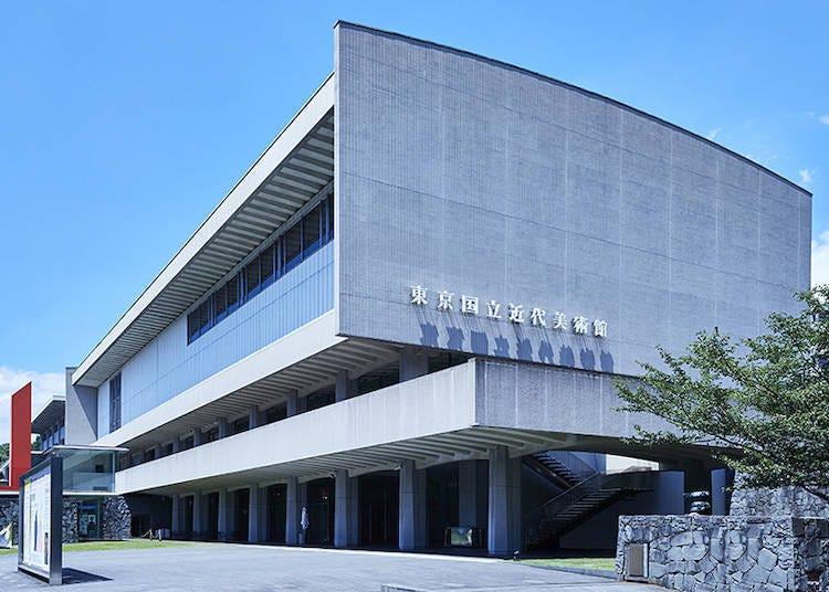驚嘆於日本海內外的現代藝術及當代藝術作品—東京國立近代美術館(簡稱 MOMAT)