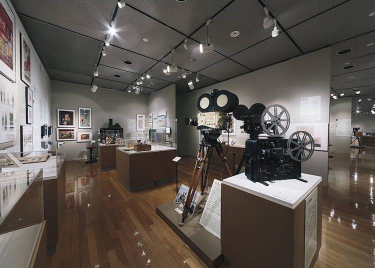 窺探過去—國立電影資料館