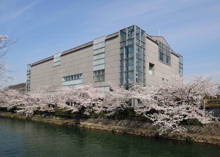 在歷史悠久的古都探索現代藝術—京都國立近代美術館(簡稱MoMAK)
