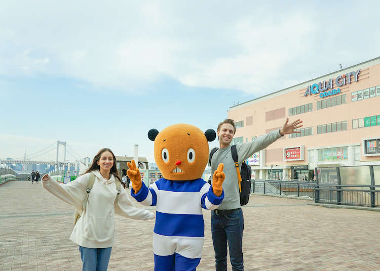 Aqua City Odaiba 1-Day Perfect Plan: Shopping, Dining, and More at Tokyo's Hottest Tourist Destination