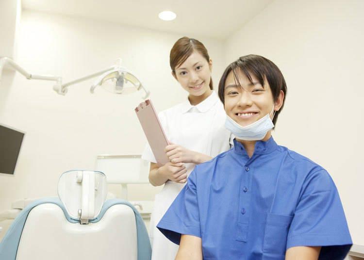 日本の歯医者はどうだった? 母国の歯医者との違いは?