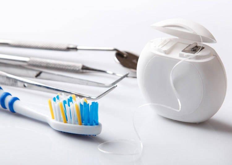 日本にいる間、歯のメンテナンスどうしてる?