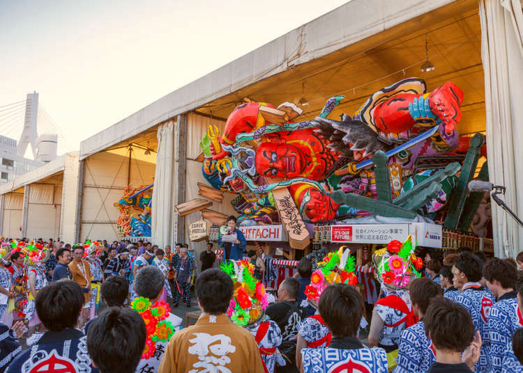 10 Epic Reasons You'll Fall in Love With Japanese Festivals