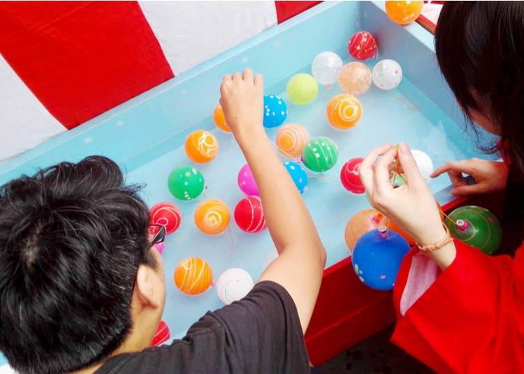 7. Local souvenirs and fun local games