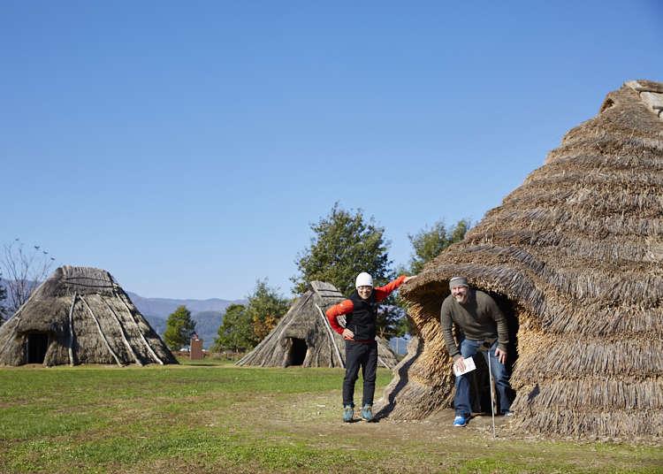 縄文時代から独自の文化や信仰が息づく魅惑の塩尻・諏訪地方|元ミシュラン社長室長のぶらりもりた⑪