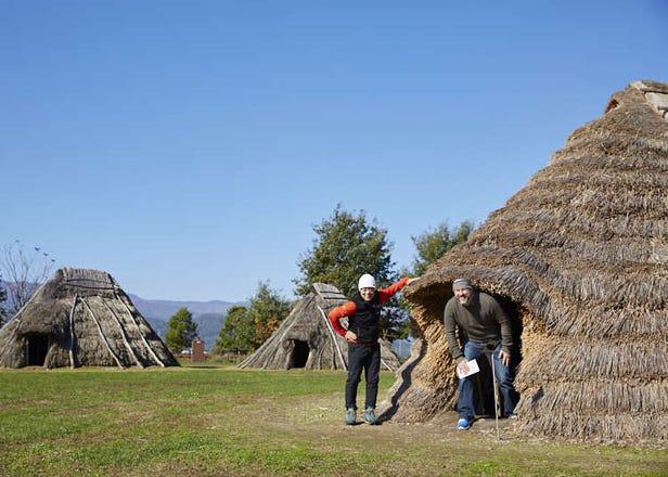 從繩文時代就擁有獨自的文化及信仰,散發出神秘風情的塩尻・諏訪地區