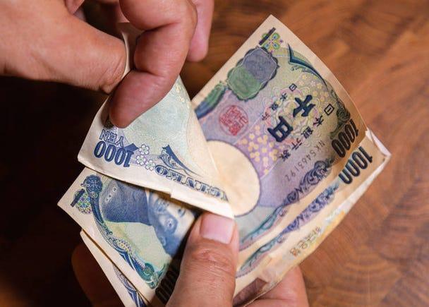 9. Senpai will often foot the bill