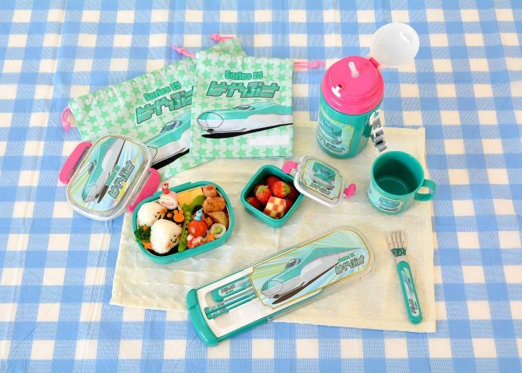 2. Choose Your Favorite Shinkansen Lunchbox Set