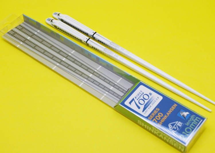 3. 700 Series Shinkansen Chopsticks