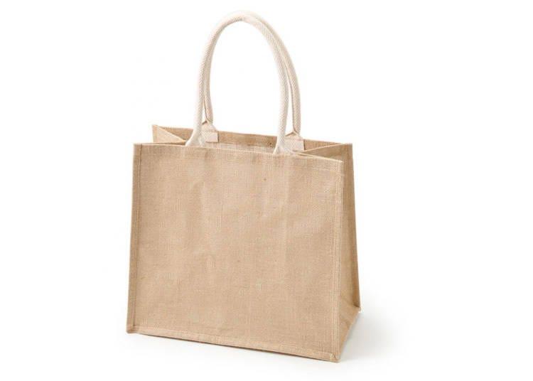 【おまけ】完売必須の人気アイテム「ジュートマイバッグ」