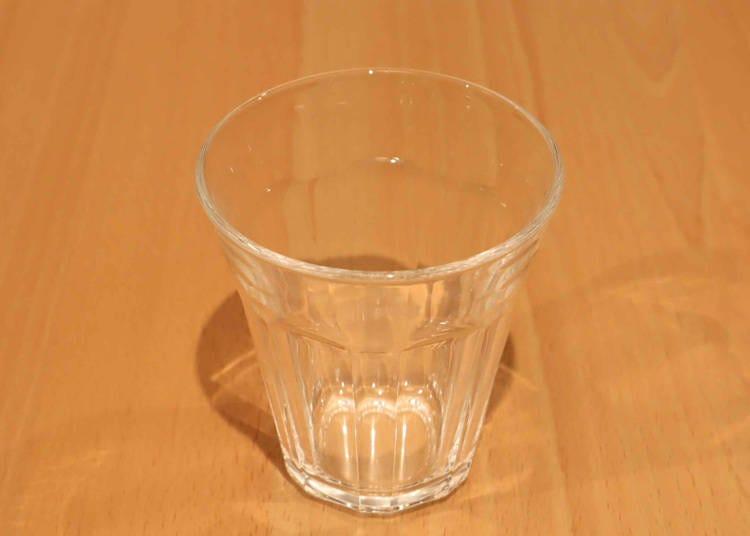 2. ソーダガラスタンブラー 約170ml・3個パック(499円/税込)