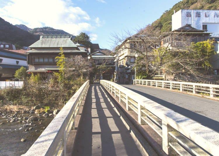 3. Hakone Yumoto Onsen (Kanagawa)