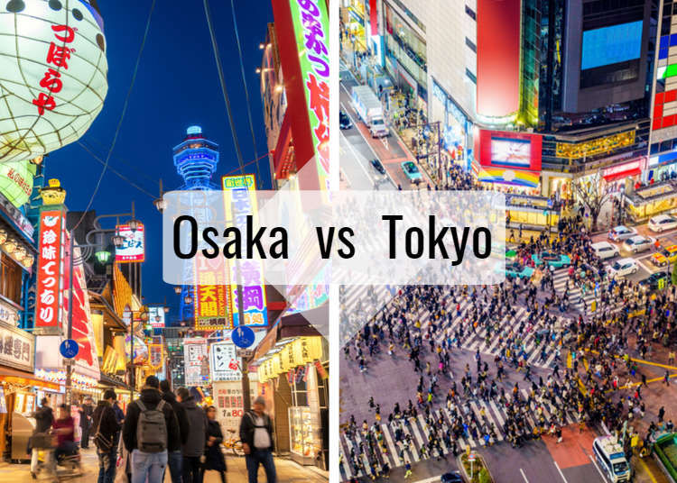 'Tokyoites Are Shy?!' Osaka Vs. Tokyo: Know The Difference!