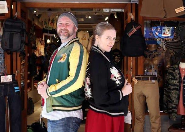 外国人が絶賛したスカジャン!人気店で選んだ6着とその価格は…?