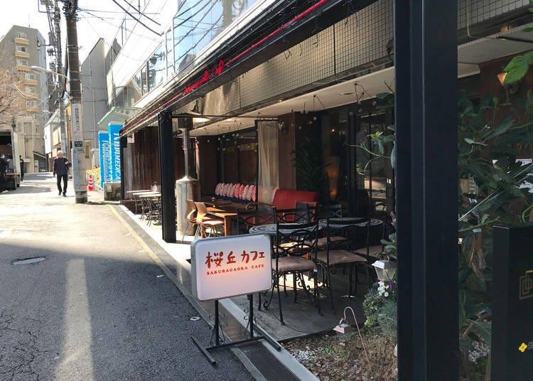 편안함으로 승부한다! 여유로운 시간을 보낼 수 있는 '사쿠라가오카 카페'