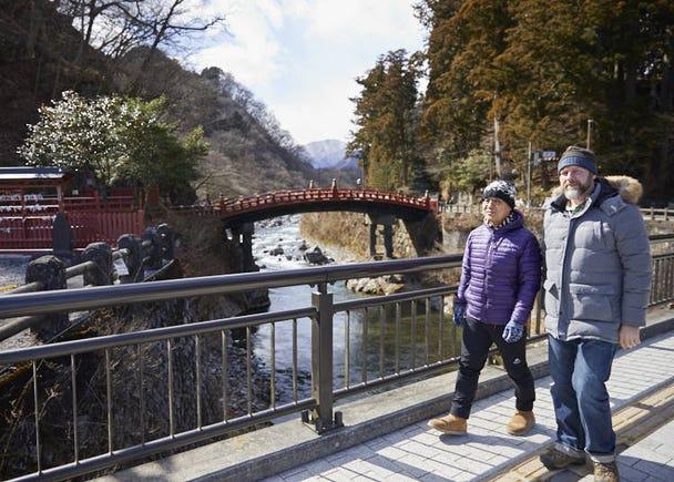 ■ Nikko got its name from the Nikko Futarayama Shrine, the center of mountain worship in the Nikko mountains