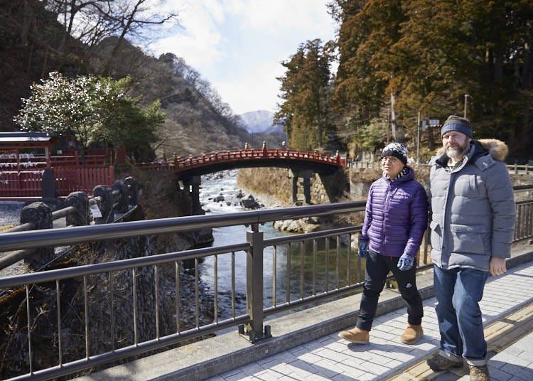 ■닛코 지명의 유래가 된 닛코 산악 신앙의 중심지 '닛코 후타라산 신사'
