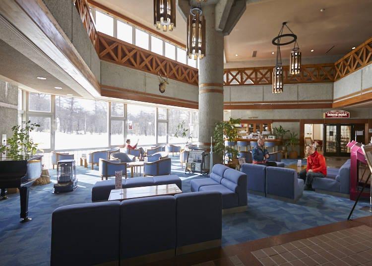 ■온천과 크로스 컨트리 스키를 즐길 수 있는 '닛코 아스토리아 호텔'