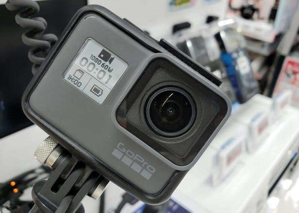 아키하바라 '비쿠카메라(BicCamera) AKIBA'의 점원이 추천하는 상품 5가지!
