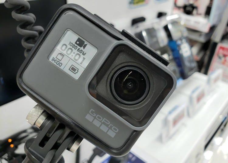 ブレない!異次元のアクションカメラ「GoPro」
