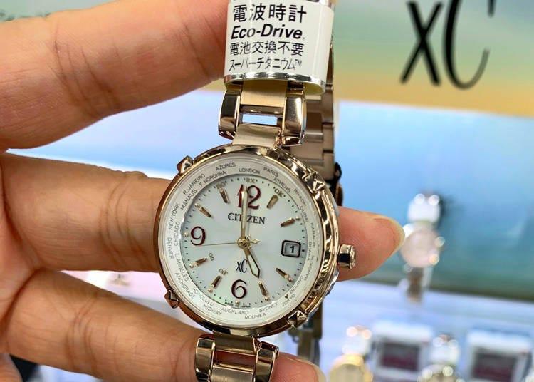 ●1996년 판매를 시작한 시티즌의 롱셀러 손목시계