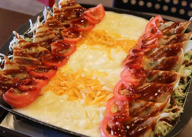 秋葉原・神田餃子專門店「WARASHIBE GYOZA」超過20種餃子讓你吃到飽!