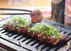 Yakiniku Sho Akihabara: Savor the Finest Japanese Beef Cuts Right at the Counter!