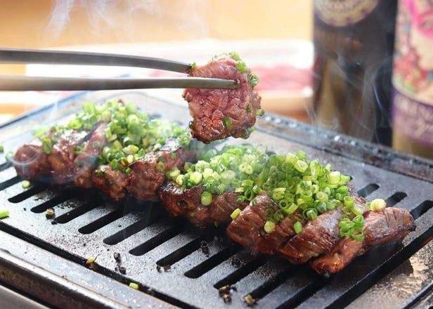 도쿄 야키니쿠 맛집 '야끼니꾸 쇼 아키하바라 본점'! 최상의 고기를 맛볼 수 있는 카운터 야끼니꾸 가게