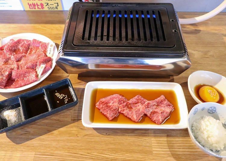 Yakiniku Sho: Akihabara yakiniku restaurant full of smiles and outstanding beef