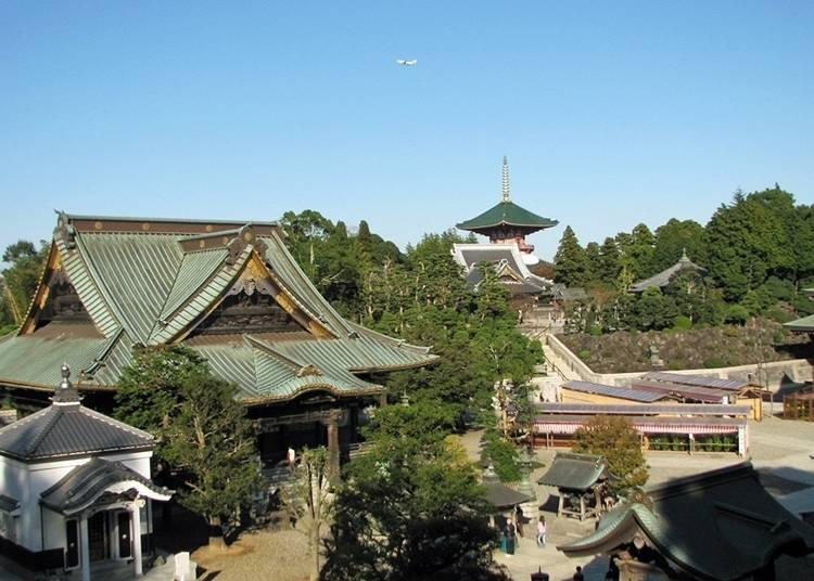11. 成田山公園
