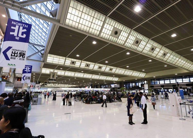 游日最佳帮手!方便又服务周到的成田机场