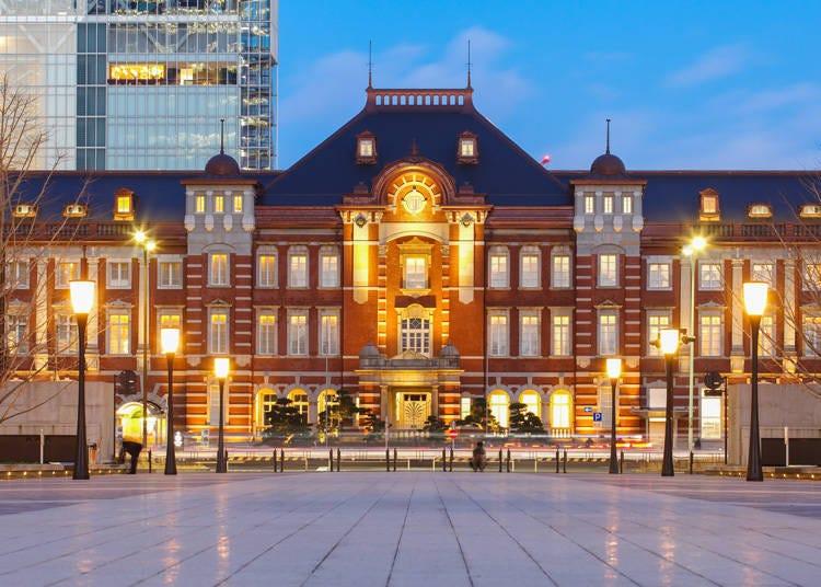 東京車站-日本的玄關口