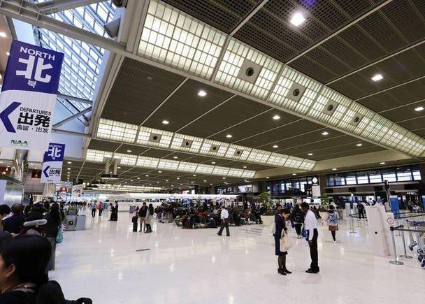 成田空港はどんなところ?