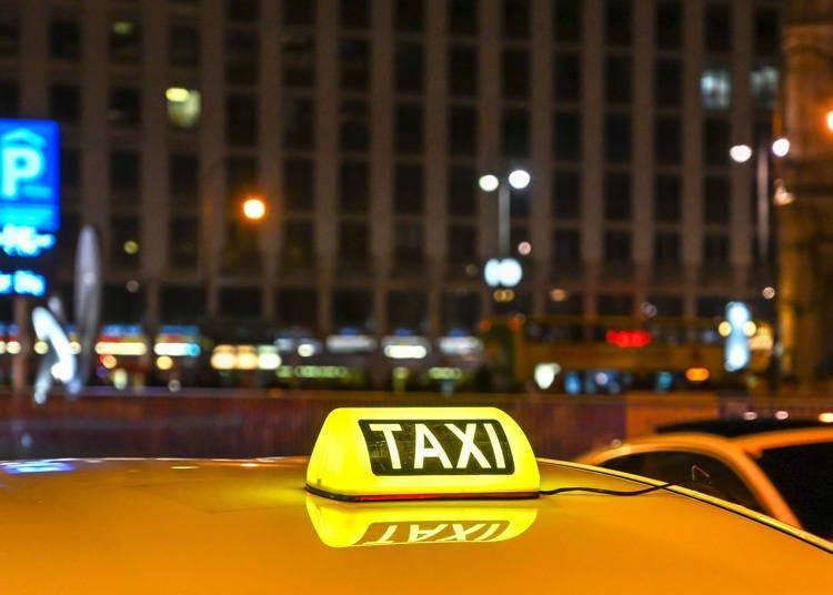 나리타 공항에서 우에노역까지 택시를 이용하면 얼마나 들까?