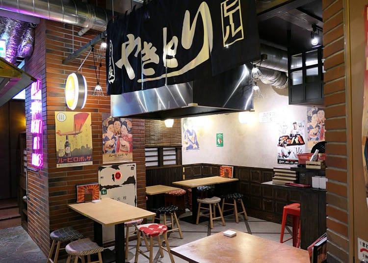 成田站美食「成田肉橫丁」店家③鳥◎課長