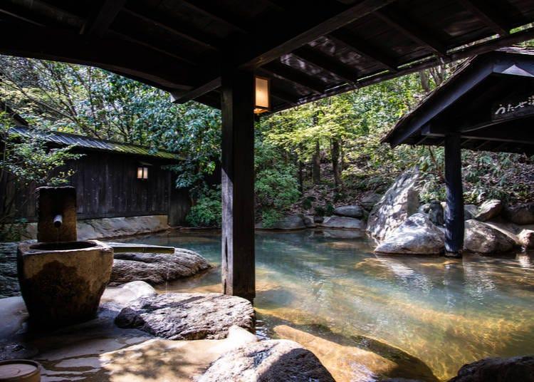 6. Onsen or Sento